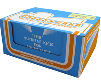 Energy Cake Riegel Box - 24 x 125g